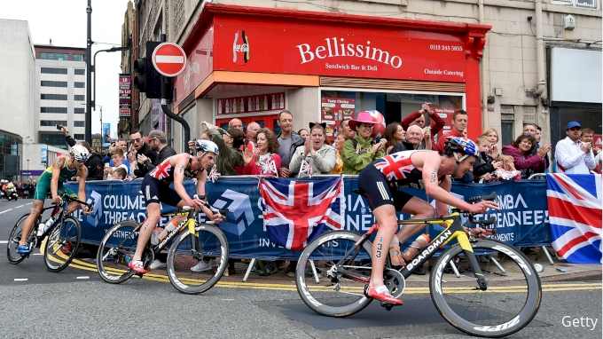 picture of 2021 World Triathlon Championship Series: Leeds