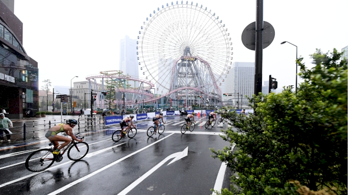 picture of 2021 World Triathlon Championship Series: Yokohama