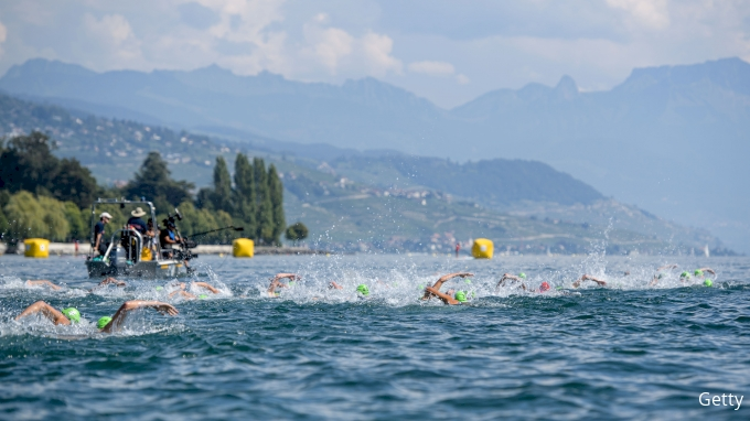 picture of 2021 European Triathlon Sprint and Relay Championships