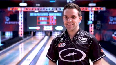Francois Lavoie Talks About 'Back-And-Forth' Match With Bill O'Neill At 2021 PBA Playoffs