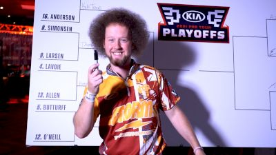 Straighter Angles Helped Kyle Troup Advance To Semifinals At 2021 PBA Playoffs