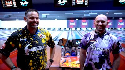 Tom Daugherty, Sam Cooley Feel Great In Advance Of PBA Playoffs Matchup