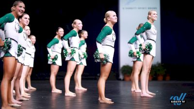 Positive Mindset: Utah Valley Pom