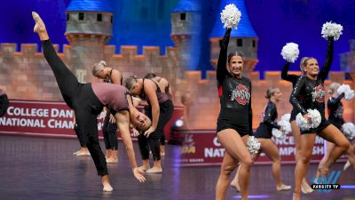 The Ohio State University Buckeyes Double Title At UDA College Nationals!