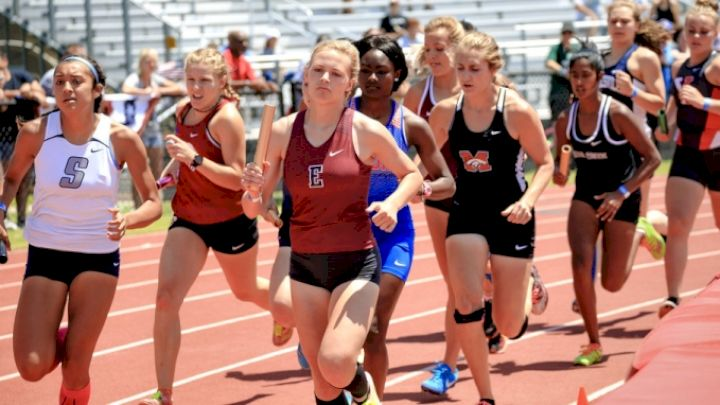 OSSAA Outdoor Championships   3A-4A