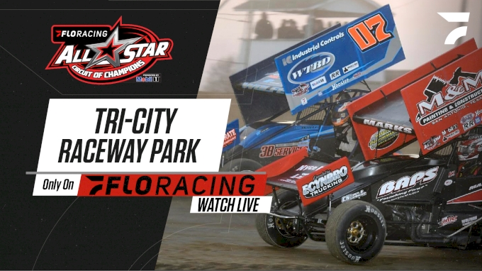 picture of 2021 All-Star Circuit of Champions at Tri-City Raceway Park