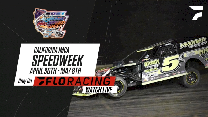 picture of 2021 California IMCA Speedweek at Merced Speedway