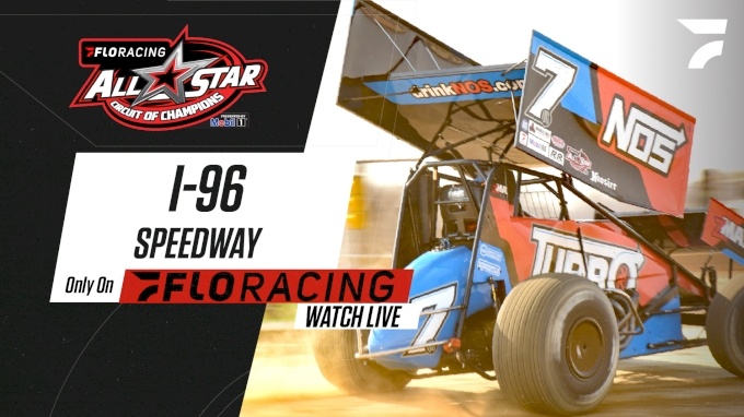 picture of 2021 All Star Circuit of Champions at I-96 Speedway