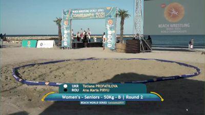 Replay: Mat B - 2021 Constanta Beach World Series Final | Sep 25 @ 4 PM