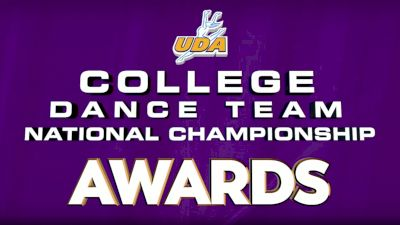 AWARDS SESSION 2 - 2021 UCA & UDA College Cheerleading & Dance Team National Championship