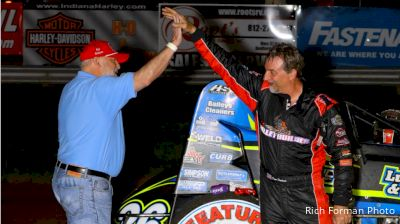 Flashback: Dave Darland's Historic 60th USAC Sprint Car Win From Bloomington