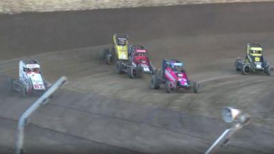 Heat Races | USAC Midgets Friday at Kokomo Speedway