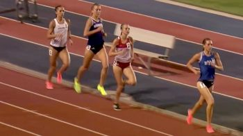 Replay: Courtney Wayment 9:31 NCAA Leading Steeple