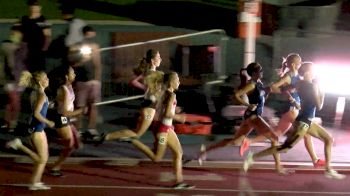 Women's Invite 1500m: Four NCAA Top Ten Times In A Blackout