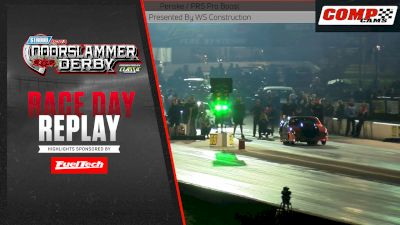 Kevin Rivenbark Claims #1 Spot in Pro Boost with 3.628 at PDRA Doorslammer Derby