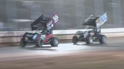 Feature Replay | All Star Sprints at Sharon Speedway