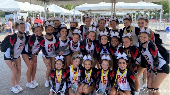 Platinum, Boomslang, & Senior White Scored A 99 At The Summit 2021