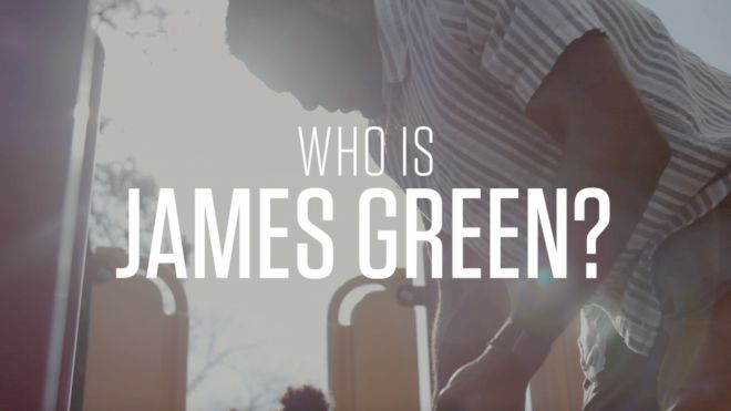Who Is James Green?