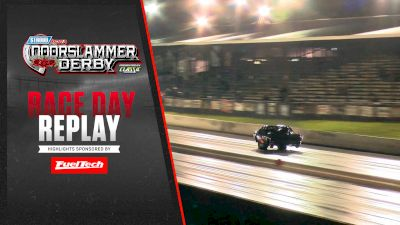 Final Round Action from the PDRA Doorslammer Derby
