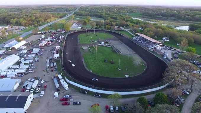 picture of 2021 Season Opener at Kossuth County Speedway