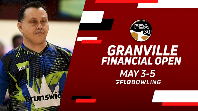 picture of 2021 PBA50 Granville Financial Open