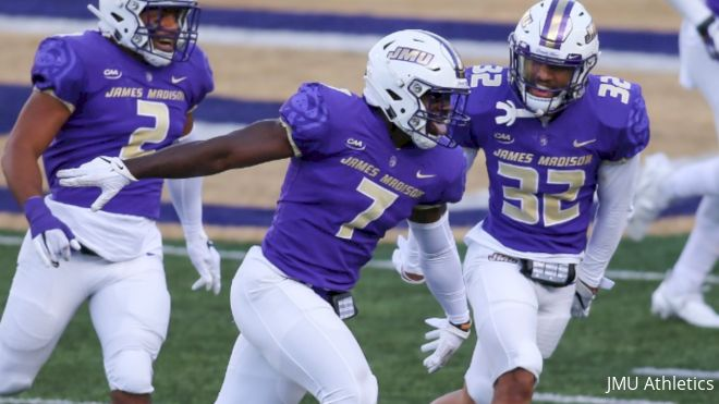 James Madison KOs UND, Punches Ticket To FCS Semifinals