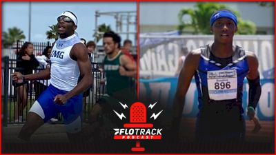 Erriyon Knighton And Jaylen Slade Run Crazy Fast Sprint Times