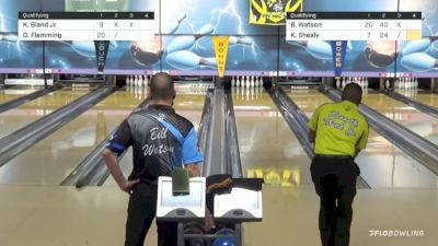 Full Replay: FloZone - 2021 PBA50 Granville Financial Open - Qualifying Round 1, Squad A