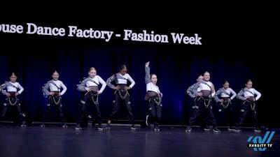 Going Big: Dollhouse Dance Factory Fashion Week
