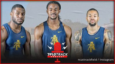 North Carolina A&T Dominate Weekend 400m
