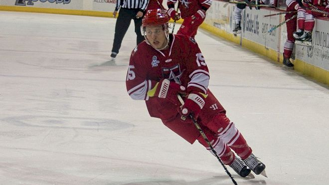 Coast To Coast: AHA, WCHA Alum Featured In Pro Playoff Pushes