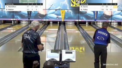 Full Replay: FloZone - 2021 PBA50 Granville Financial Open - Qualifying Round 2, Squad B