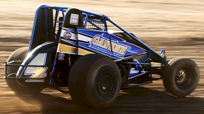 USAC/CRA Sprints Rumble At Bakersfield