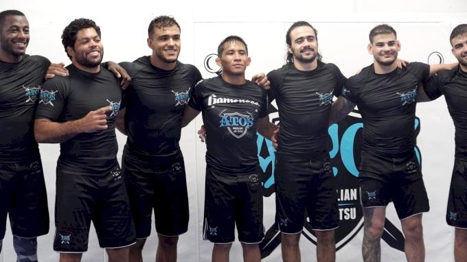 picture of Inside The Atos WNO Training Camp: Pinheiro, Hinger, Ruotolo