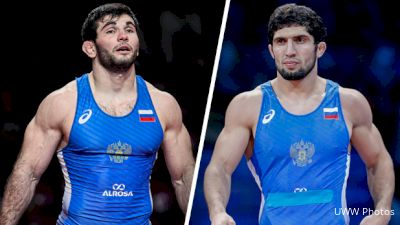 Who Do You Think David Taylor Wants Russia To Send At 86kg?