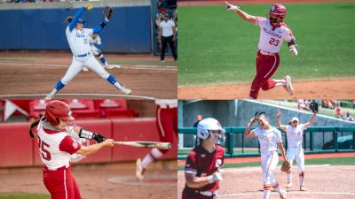 Top 10 Finalists Named For USA Softball Collegiate Player Of The Year