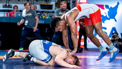 Recapping 2021 UWW Jr And Sr Nationals