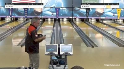Full Replay: FloZone - 2021 PBA50 Granville Financial Open - Match Play Round 2