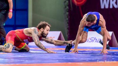 65 kg Jordan Oliver, USA vs Ruhan Rasim, BUL