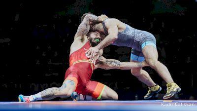 65 kg Semifinal - Jordan Oliver, USA vs Magomedmurad Gadzhiev, POL