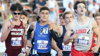 Big Kick To Win UIL State Champs 1600m