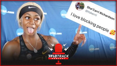 Sha'Carri Richardson Has T&F's Best Twitter Account