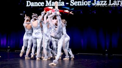 Dance Mania Wraps Up An Epic Weekend At Worlds In Senior Jazz Large