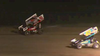 Feature Replay | Lucas Oil ASCS at I-96 Speedway