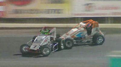 Feature Replay   USAC/CRA Sprints at Bakersfield