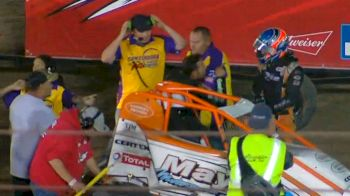 Damion Gardner and Chase Johnson React to Controversial USAC/CRA Finish at Bakersfield