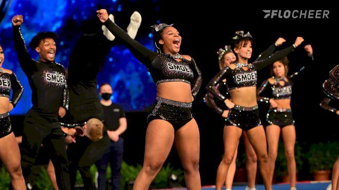 Photo Album: L6 Senior Medium Coed, Semis | The Cheerleading Worlds 2021