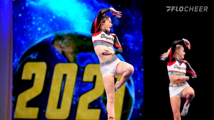 picture of Winning Routines From The Cheerleading Worlds 2021