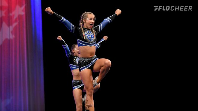 Photo Album: L6 Senior Large, Semis | The Cheerleading Worlds 2021