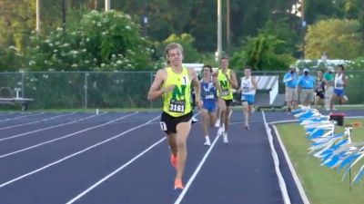 Rheinhardt Harrison Makes 4:08 Look Absurdly Easy At State Championships